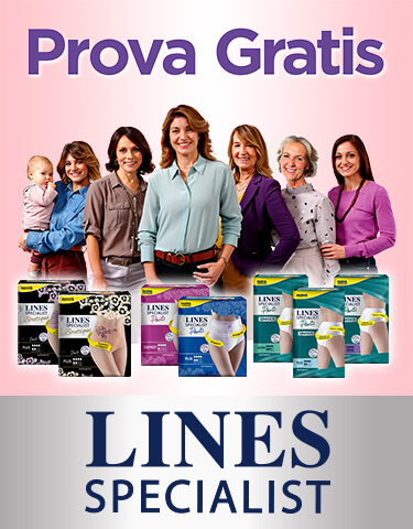 LINES SPECIALIST PROVAMI GRATIS